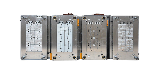 电子产物外壳定位模具